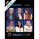 The Newsroom: Cast and Creators Live at PALEYFEST [HD] 2013 NR