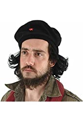 elope Che Beret With Hair