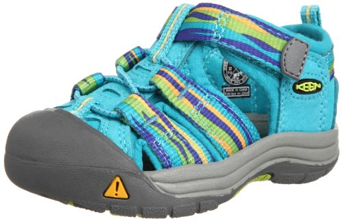 [キーン] KEEN KIDS NEWPORT H2 1009923 CAPRI BREEZE/LIME GREEN WAVE (CAPRI BEEEZE/L.GREEN/US 7)