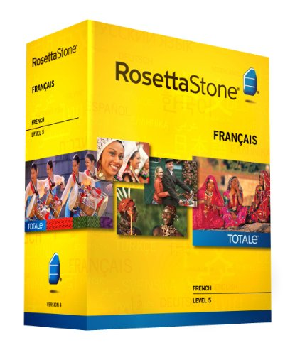 Rosetta Stone French Level 5