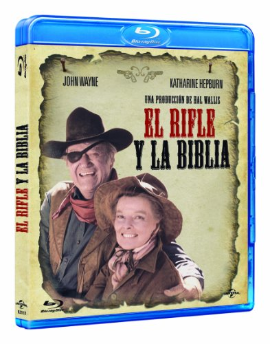 El Rifle Y La Biblia [Blu-ray]