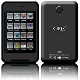 Kubik Edge II 8GB Touchscreen MP3 and Video Playerby Kubik Digital Electronics