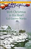 img - for With Christmas in His Heart : Michigan Islands (Love Inspired Romance #373) book / textbook / text book