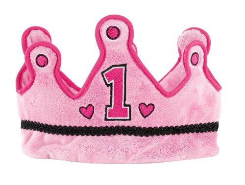 Birthday Princess 1st Plush Crown