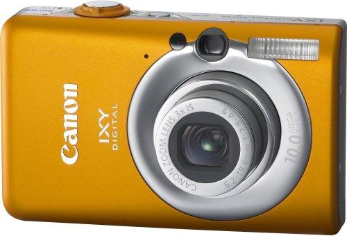 Canon デジタルカメラ IXY DIGITAL (イクシ) 110 IS オレンジ IXYD110IS(OR)