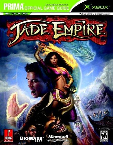 Jade Empire (Prima Official Game Guide)