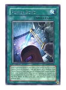 Yugioh Gx - Dp04-en020 Power Bond Rare Card