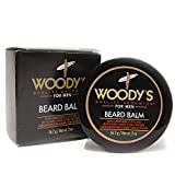 Woody's Quality Grooming for Men Beard Balm 2oz