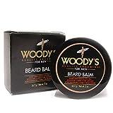 Woody's Quality Grooming for Men Beard Balm 2oz