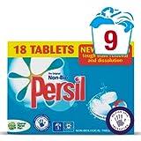 Persil Non-Bio Tablets 9 Wash 4x18 per pack