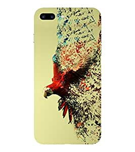 Evaluze bird Printed Back Cover for APPLE IPHONE 7 PLUS