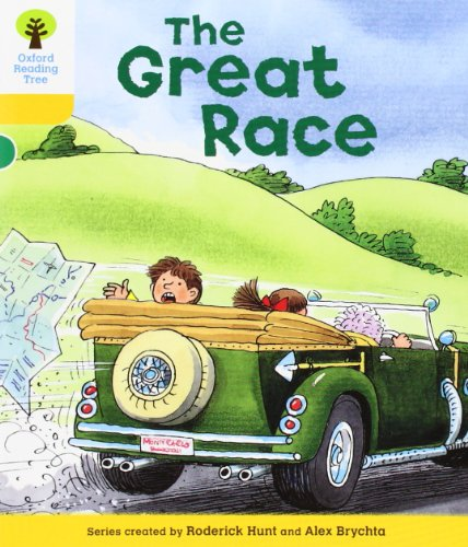 Oxford Reading Tree: Level 5: More Stories A: The Great Race (Ort More Stories)