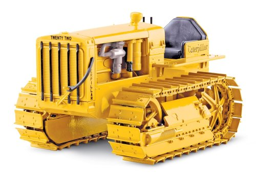 Norscot Cat Twenty-Two Track-Type Tractor 1:16 scale (Heavy Equipment Models compare prices)