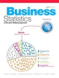 img - for Business Statistics with MyStatLab -- Standalone Access Card (8th Edition) book / textbook / text book