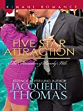img - for Five Star Attraction (Kimani Romance) book / textbook / text book