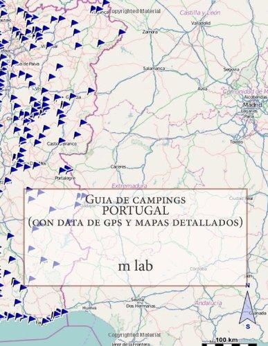 Guia de campings PORTUGAL (con data de gps y mapas detallados)
