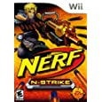 Nerf N Strike - Game only - Nintendo Wii