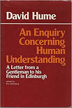 Author of An Enquiry Concerning Human Understanding