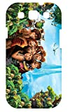 The Croods Fashion Hard back cover skin case for samsung galaxy s3 i9300-s3tc1011