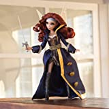 DISNEY STORE LIMITED EDITION DISNEY FAIRIES ZARINA PIRATE FAIRY DESIGNER DOLL