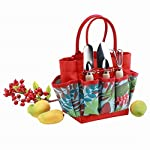 Kids Garden Tool Set with Tote