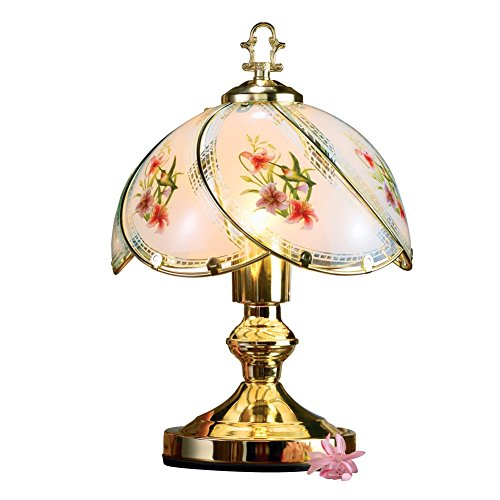Hummingbird Desk Touch Lamp Antique Desk Accessories