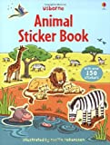 Cecilia Johansson Animal Sticker Book (Usborne Sticker Books)