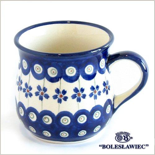 [Boleslawiec/ボレスワヴィエツ陶器]マグカップ-166(ポーリッシュポタリー)