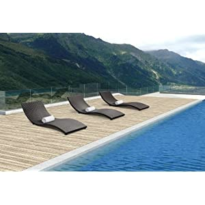 Chaise Lounge, Outdoor Decor, Amazon, Zuo Tempe Lounge, $100 Amazon Gift Certificate Giveaway