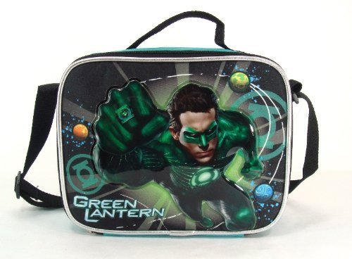 GREEN LANTERN INSULATED LUNCH BOX - UNLIMITED POWER by Ruz - 1