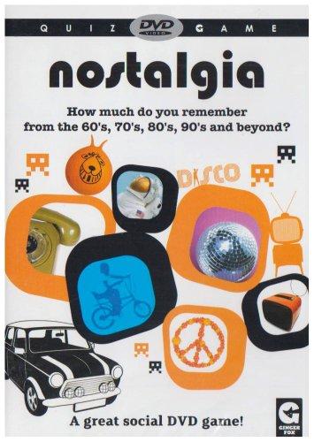 Nostalgia [Interactive DVD]