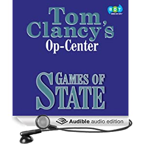 Games of State: Tom Clancy's Op-Center #3 (Unabridged)