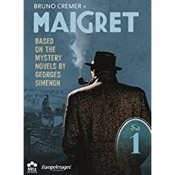 Maigret - Set 1