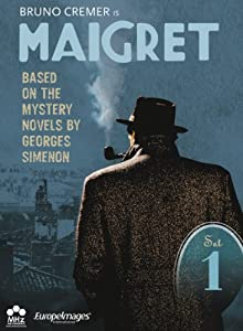 Maigret: Set 1 [DVD] [Region 1] [US Import] [NTSC]