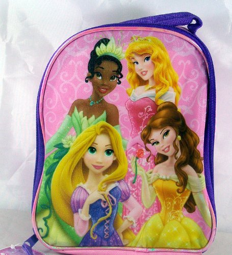 Disney Princess Insulated Lunch Box - 1