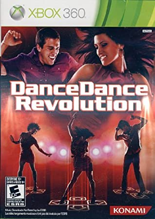 Dance Dance Revolution (Game Only) (Xbox 360)