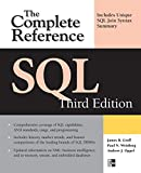 SQL: The Complete Reference, 3rd Edition