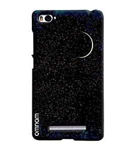 Omnam Night Sky With Moon Printed Designer Back Cover Case For Xiaomi Mi4i
