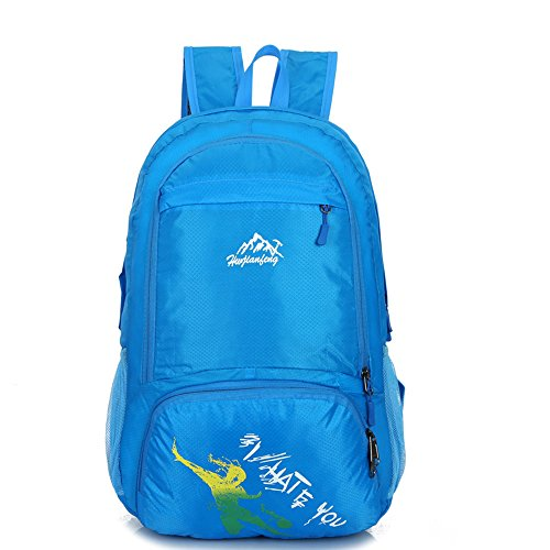 punta-de-pincel-25l-packable-practico-ligero-viaje-mochila-de-senderismo-daypack-lifetime-garantia-a