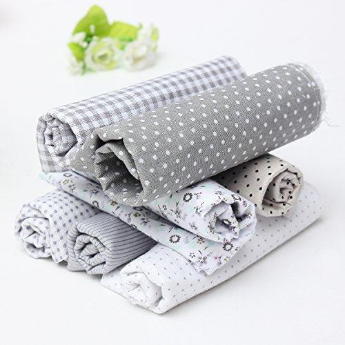 king-do-way-7-pz-45cmx45cm-diy-tessuti-stampato-cotone-per-cucire-stoffa-a-metro-sttoffe-per-patchwo