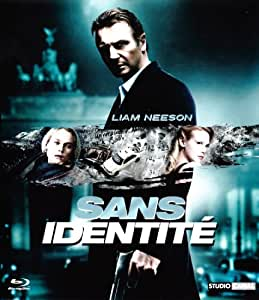 Sans identité [Combo Blu-ray + DVD - Édition boîtier SteelBook]