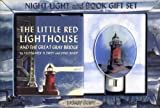 img - for The Little Red Lighthouse and the Great Gray Bridge Gift Set: Night-light and Book book / textbook / text book