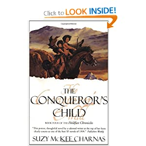 The Conqueror's Child (Holdfast Chronicles) by Suzy McKee Charnas