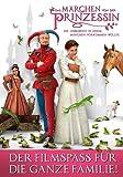 DVD Cover 'Das Märchen von der Prinzessin, die unbedingt in einem Märchen vorkommen wollte