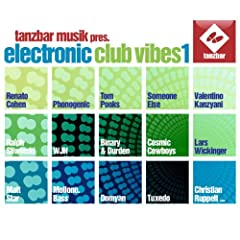 Electronic Club Vibes Vol. 1