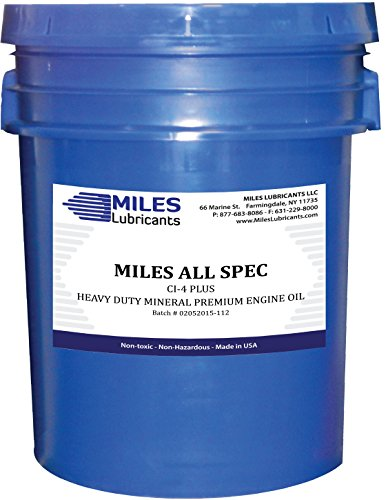Best Deals Miles All Spec 15w40 Cj4 Plus Heavy Duty