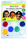 Snazaroo Face Paint Rainbow Collection Kit