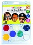 Snazaroo Face Paint Rainbow Collectio...