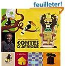 CONTES D'AFRIQUE + CD NE