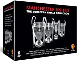 Manchester United: The European Finals Collection (6-Disc Set) [DVD]